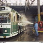 Poste de lavage manuel: autobus sc10