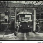 Machine à laver les autobus