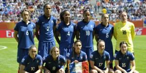 Equipe de France féminine de football (2011)