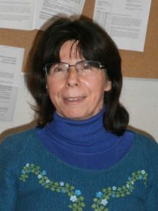 Mme Charbonnier, notre professeur de français