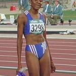 Marie-José Pérec, athlète